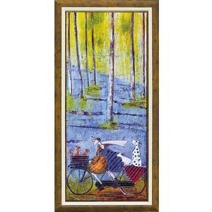 絵画 サムトフト スプリング 現代アート インテリア|art1