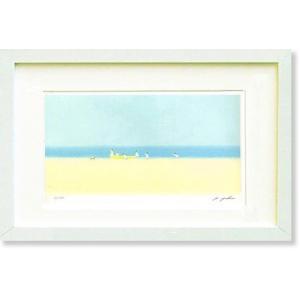 絵画 葉祥明 Seaside Children 版画 インテリア art1