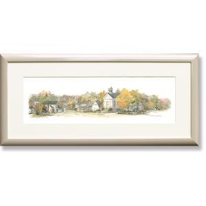 レオナルドウェーバー・マサチューセッツ州モントレー(絵画・アート)(風景画)|art1