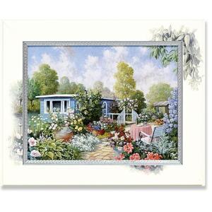 ピーターモッツ/絵画/庭園アート/カーサモデナ(絵画・インテリア)|art1