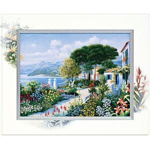 ピーターモッツ/絵画/庭園アート/カーサリグーリア(絵画・インテリア)|art1