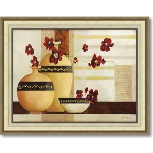 デビッドセダリア/絵画オリエンタル/レッドブロッサム(絵画・インテリア)|art1