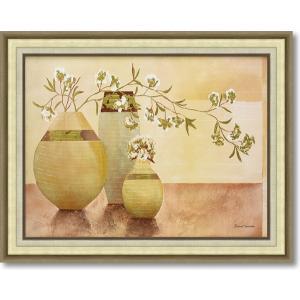 デビッドセダリア/絵画オリエンタル/ゴールデンブロッサム(絵画・インテリア)|art1