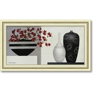 デビッドセダリア/絵画オリエンタル/スピリッツオブレッド1(絵画・インテリア)|art1