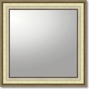 デコラティブ大型ミラー・モダン(Modern)(正方形/ゴールド) ミラー・インテリアミラー|art1