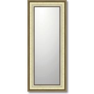 デコラティブ大型ミラー・モダン(Modern)(ロング/ゴールド) ミラー・インテリアミラー|art1