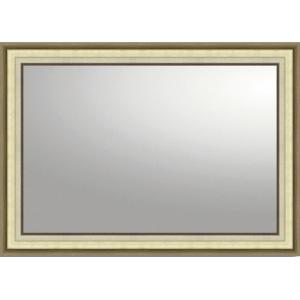 デコラティブ大型ミラー・モダン(Modern)(長方形/ゴールド) ミラー・インテリアミラー|art1