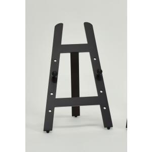 木製イーゼル セピア 45H art1