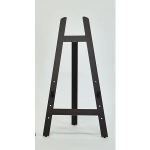 木製イーゼル セピア 90H art1
