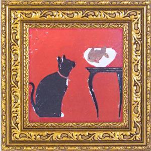 ドミンゲス/現代アート/スパイ(絵画・インテリア) art1