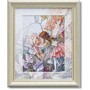 シシリーメアリーバーカー・フラワーフェアリーズ・スイートピーフェアリー(アート・複製画) art1