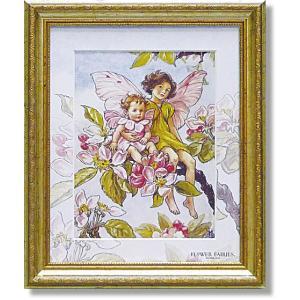 シシリーメアリーバーカー・フラワーフェアリーズ・アップルブロッサムフェアリー(アート・複製画) art1