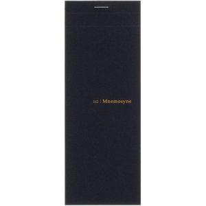 メモパッド ニーモシネ 長型(200×75×7mm) 5mm方眼罫 50枚 MPS800(筆記用紙80g/m2) N162【maruman/マルマン】[DM便(2)]|artandpaperm