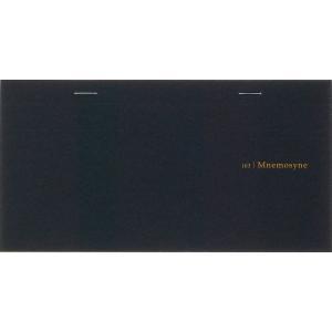 メモパッド ニーモシネ 長型(105×202×5mm) 特殊罫 30枚 MPS800(筆記用紙80g/m2) N163【maruman/マルマン】[DM便(2)]|artandpaperm