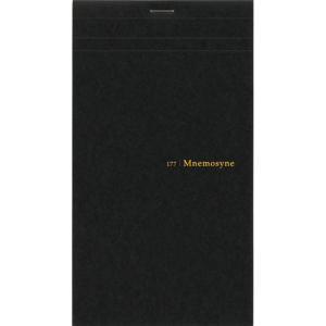 メモパッド ニーモシネ 新書変形サイズ(100×180mm)5mm方眼罫 50枚 MPS800(筆記用紙80g/m2) N177A 【maruman/マルマン】[DM便(2)]|artandpaperm