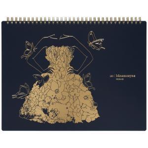 マルマン ノート 限定品 Mnemosyne × Creators コーマチヤマ A4 N180C2  (DM便1)maruman|artandpaperm
