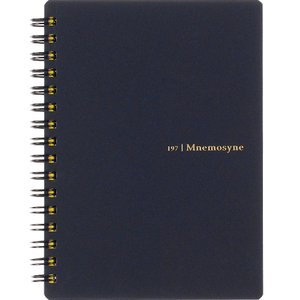 メモ ニーモシネ A6(148×105mm)特殊罫 80枚 MPS800(筆記用紙80g/m2) N197A【maruman/マルマン】[DM便(2)] artandpaperm