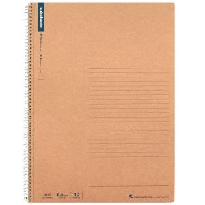 マルマン スパイラルノート  A4  6.5mm罫  N235[DM便2](旧メール便) artandpaperm