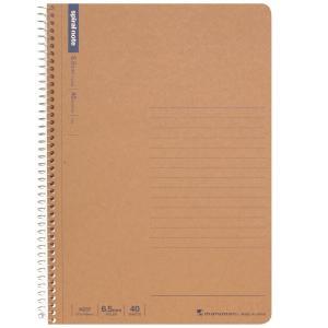 マルマン スパイラルノート  A5  26行 6.5mm罫 N237[DM便2](旧メール便) artandpaperm