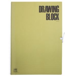 スケッチブック オリーブシリーズ B3(534×377mm) 画用紙厚口 156.5g/m2 20枚 S2A【maruman/マルマン】[DM便不可] artandpaperm