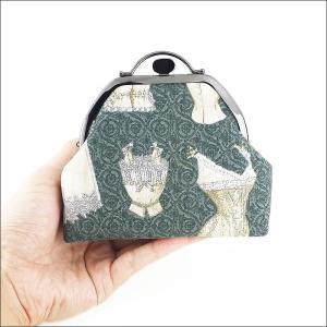 がま口財布 がま口ポーチ コインケース 小銭入れ 小物入れ ハンドメイド|artboxkyoto