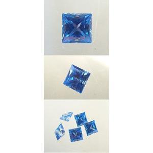 合成石SWアークティックブルー SQ 3×3(5ヶ)|artclaytsuhan