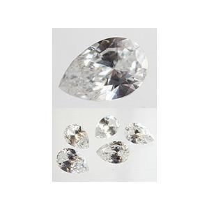 合成石SWホワイト PEAR 4×6(5ヶ)|artclaytsuhan
