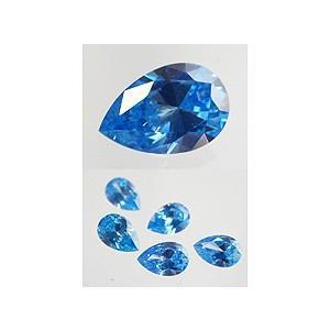合成石SWアークティックブルー PEAR 4×6(5ケ)|artclaytsuhan