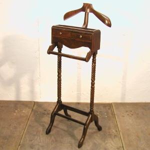ハンガースタンド・ヴァレット・スーツハンガー・チーク・ハンガー・オリジナル家具・インドネシア直輸入・ディスプレイ|artcrew