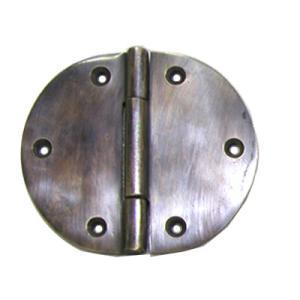 ブラス蝶番431 ヒンジ 真鍮・・・インドネシア直輸入・インテリアパーツ・古色仕上げ|artcrew