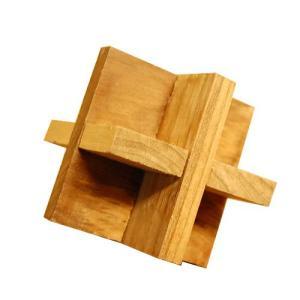 WOOD PUZZLE Coppuzzle コッパズル Box Uxu|artcrew
