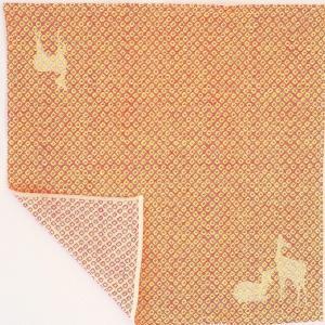 ガーゼハンカチ〈鹿の子絞り〉|artdegenki