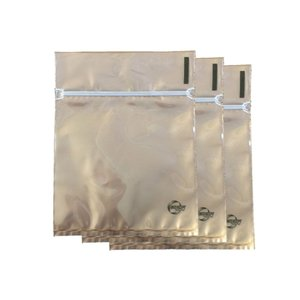 アンチ ターニッシュバッグ L 3枚入り 金 銀 真鍮 銅製品 変色防止袋|artechjp