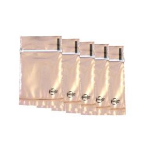 アンチ ターニッシュバッグ S 5枚入り 金 銀 真鍮 銅製品 変色防止袋|artechjp