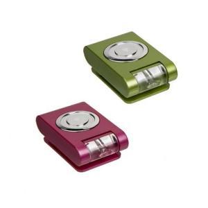 Mighty Bright マイクロクリップライト グリーン&ピンク2個セット|artechjp