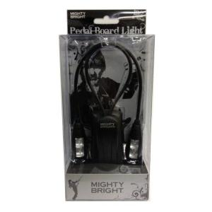 Mighty Bright Pedal Board Light エフェクトボードライト|artechjp|04