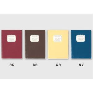 手帳(日付書き込み式)/B6サイズ・ブロックタイプ/フリーダイアリー FD-クリアシール(FDCS-150)  /m/|artemis-webshop-2