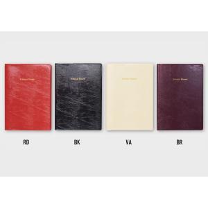 手帳(日付書き込み式)/B6サイズ・ブロックタイプ/フリーダイアリー FD-タイポ /m/|artemis-webshop-2