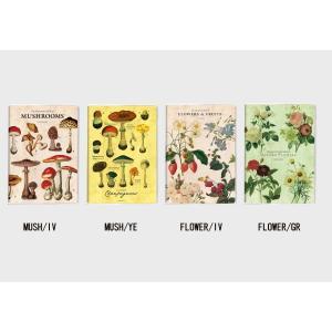 手帳(日付書き込み式)/B6サイズ・マンスリータイプ/フリーマンスリー FM-ボタニカル /m/|artemis-webshop-2