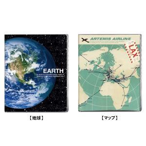 インスタントフォトアルバム 2ポケット【地球】【マップ】/m/|artemis-webshop-2