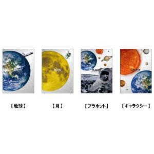プラネット ポスター シルバー artemis-webshop-2