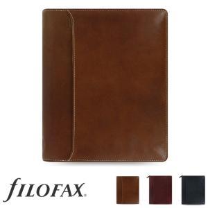 ファイロファックス システム手帳 ロックウッド ジップ Lockwood A5サイズ filofax 021693