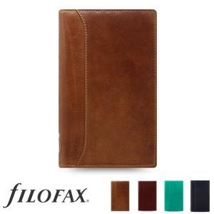 ファイロファックス filofax ロックウッド Lockwood バイブルサイズ スリム システム手帳 フルグレイン バッファローレザー 本革 ギフト プレゼント
