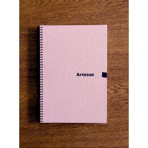 スケッチブックSM バラエティ水彩紙アソート4種×5枚=20枚綴り|artesse-store