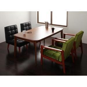 ソファー ダイニングテーブルセット ダイニング 5点セット Fタイプ(テーブルW160cm+1Pソファ×2+チェア×2) 格安 安い おしゃれ おすすめ 人気|artevida-shop