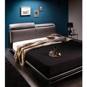 ベッド ダブル ベッド リクライニング プレミアムボンネルコイルマットレス付き ダブル 格安 安い おしゃれ おすすめ 人気 artevida-shop