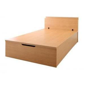 ベッドフレーム セミダブル  安い 収納ベッド おすすめ ベッド ベッドフレームのみ 縦開き セミダブル グランド 格安 安い おしゃれ おすすめ 人気 artevida-shop