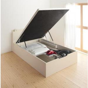 ベッド 大容量 収納ベッド 通気性 清潔 ベッドフレームのみ 縦開き セミシングル レギュラー 格安 安い おしゃれ おすすめ 人気 artevida-shop