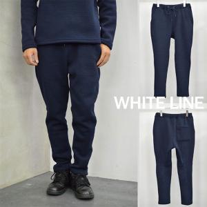 【WHITE LINE|ホワイトライン メンズ】【セール40%OFF】WL KNIT FLEECE PANT/WLC-3104*PT#GH*|arthur
