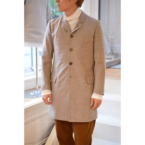 【HAVER SACK】【セール40%OFF】CHESTERFELD COAT/メンズコート/471627*CT#GH*|arthur